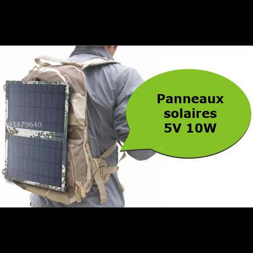 kit solaire randonnees 10W pic3