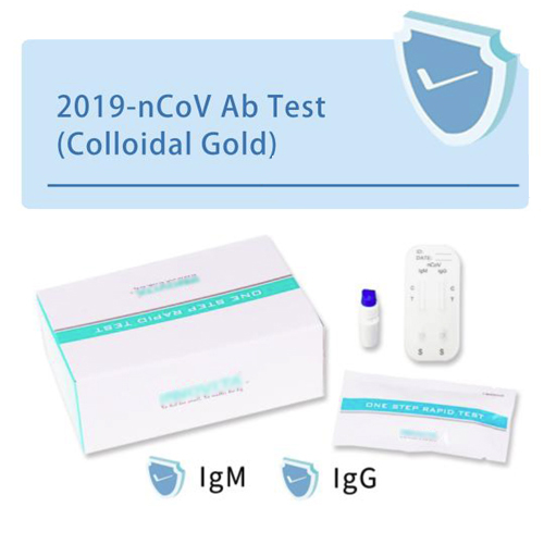 kit test rapide covid19 TESTCOVID19AB
