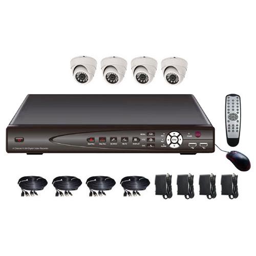 kit video surveillance KITVID2