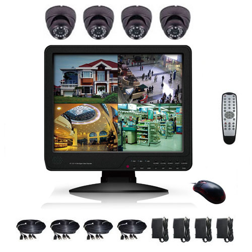 kit video surveillance KITVIDCB1