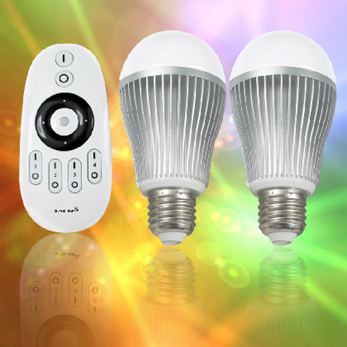 lampe led bicolore 6W LAMPBI6W