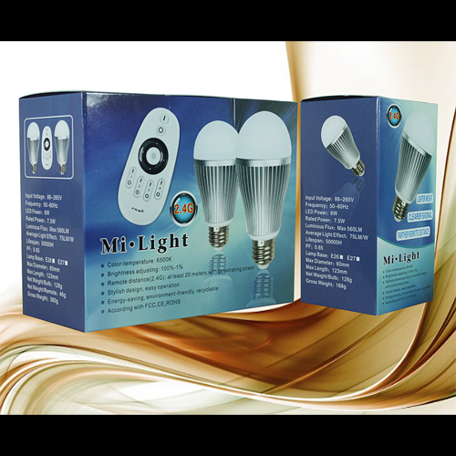 lampe led dimmable 6W LAMPDIM6W pic2