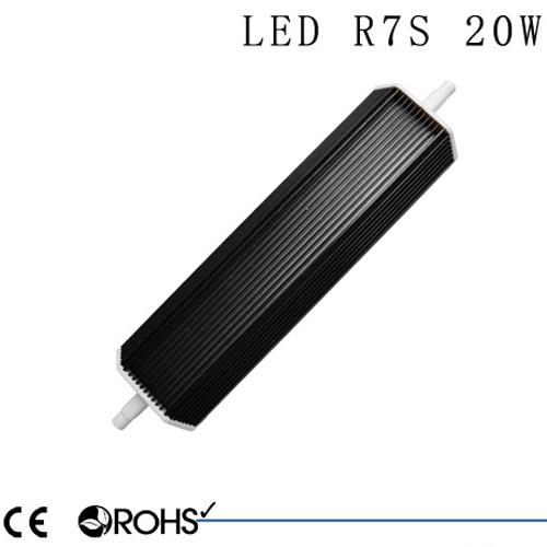 lampe led format halogene 20W 189mm pic4