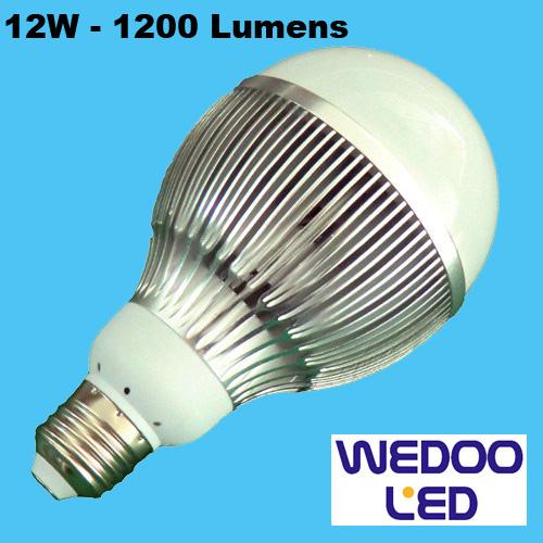 lampe wedoo led 12W BTFAMP12W