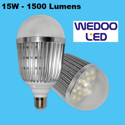 lampe wedoo led 15W BTFAMP15W