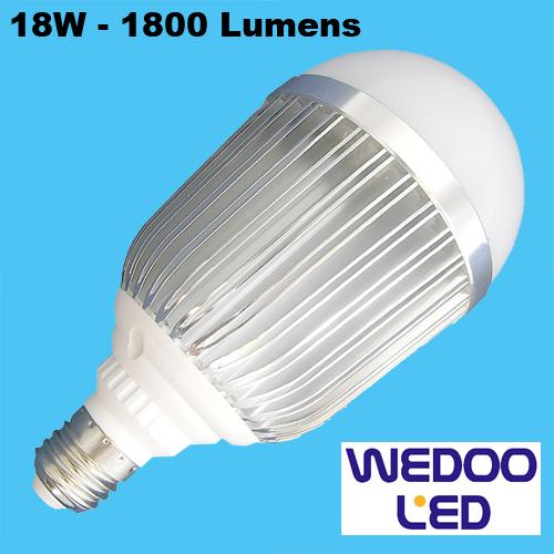 lampe wedoo led 18W BTFAMP18W