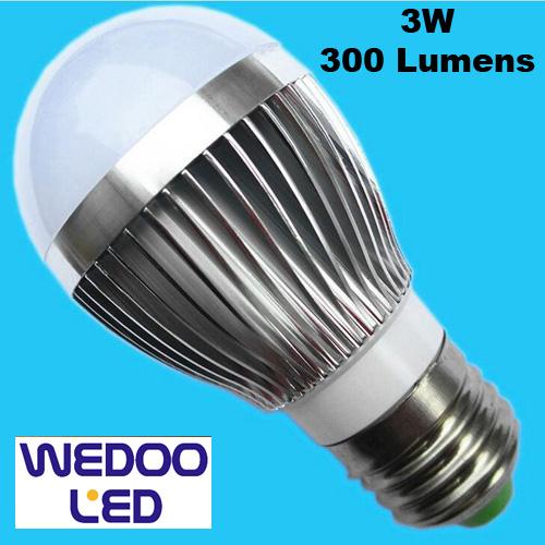 lampe wedoo led 3W BTFAMP3W