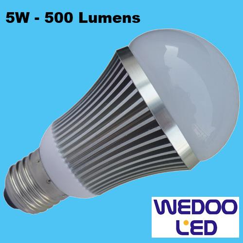 lampe wedoo led 5W BTFAMP5W