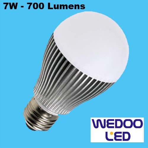 lampe wedoo led 7W BTFAMP7W