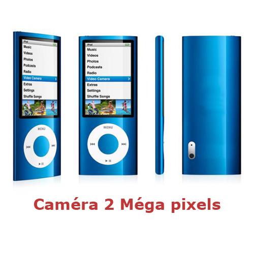 lecteur MP4 nano camera
