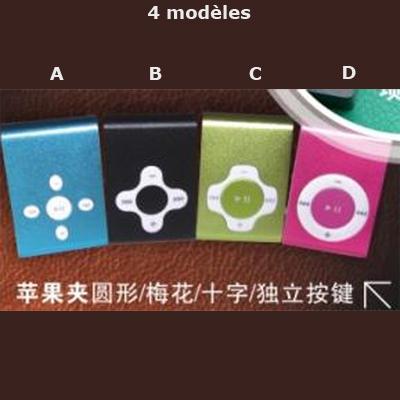 lecteur mp3 JXMP3F