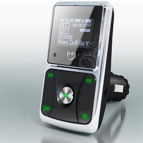 lecteur mp3 pour voiture A909 pic2