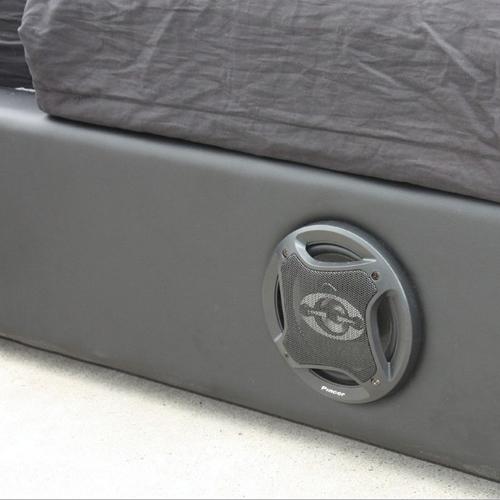 lit cuir avec haut parleurs CHC2842 pic4