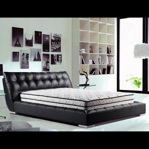 lit en cuir ou pu mod le chc2883 sur grossiste chinois import. Black Bedroom Furniture Sets. Home Design Ideas