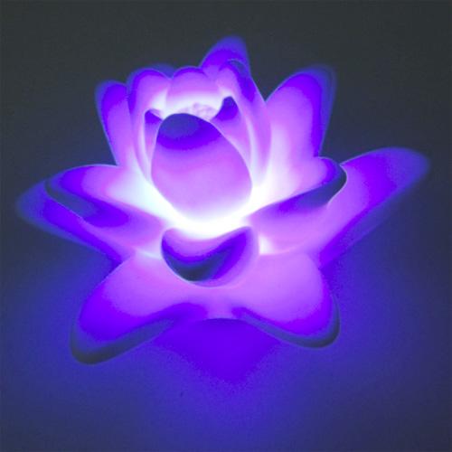 lotus led couleurs changeantes pic2