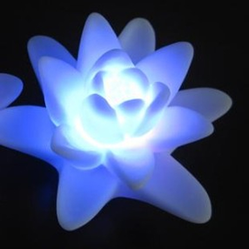 lotus led couleurs changeantes
