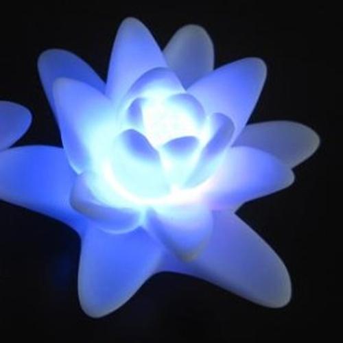 lotus led couleurs changeantes