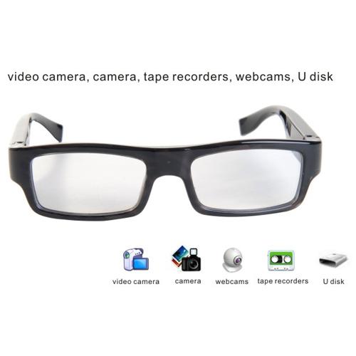 lunettes camera espion HD SPYGLSHD3