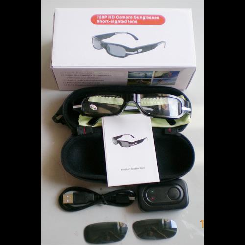 lunettes camera espion hd SPYGLSHD2 pic2