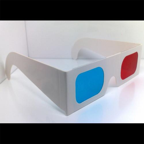 lunettes carton 3D