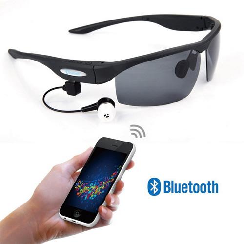 lunettes de soleil bluetooth LNBTPOL pic2