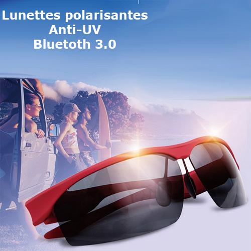 lunettes de soleil bluetooth LNBTPOL