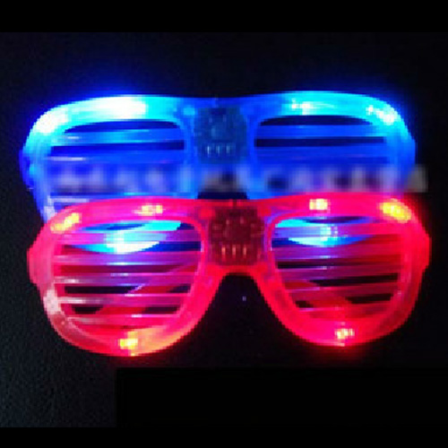 lunettes fashion lumineuses LEDGLASS2