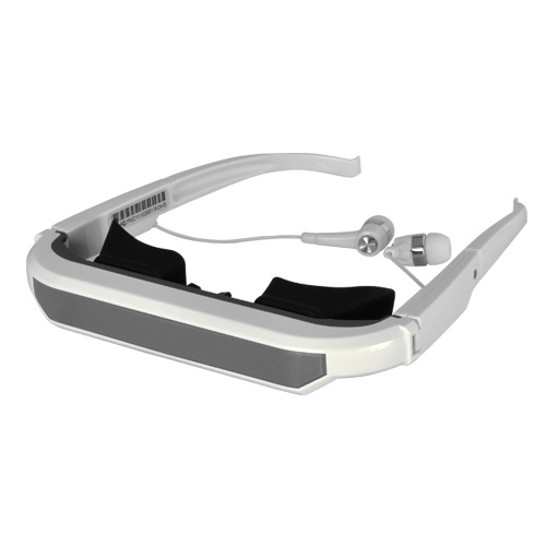 lunettes video virtuelles pour Ipad Ipod Iphone pic2