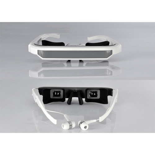 lunettes video virtuelles pour Ipad Ipod Iphone pic5