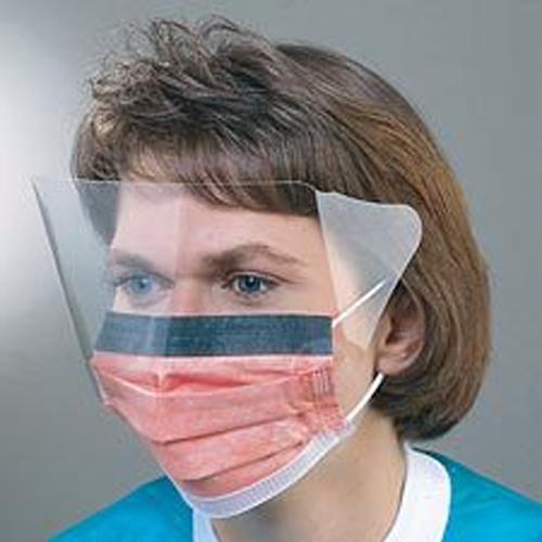masque jetable visiere MSKVIS3