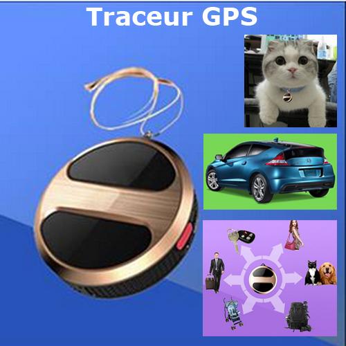 medaillon traceur gps