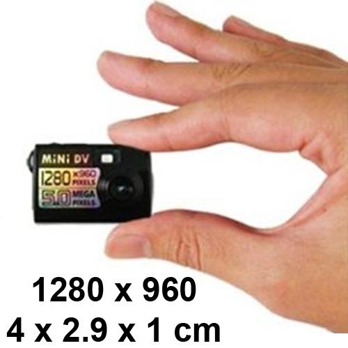 micro camera espion 5 mega pixels