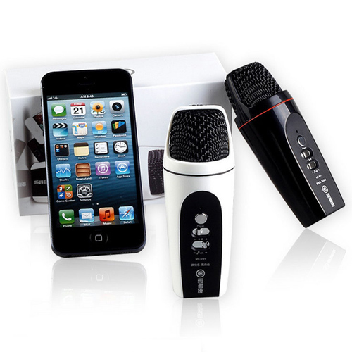 micro karaoke mc091