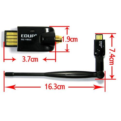 mini adaptateur wifi antenne 5dbi pic2