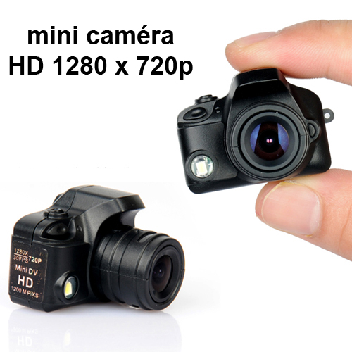 mini camera espion full hd