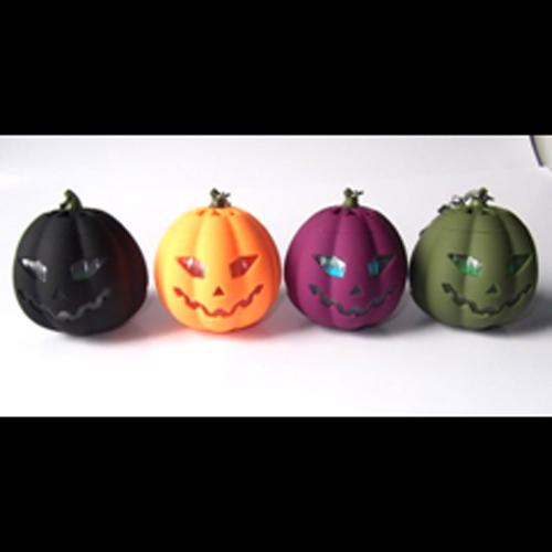 mini haut parleurs citrouille halloween HP14B