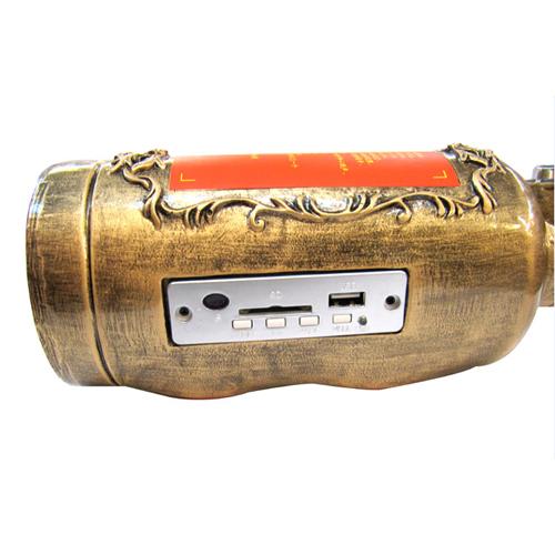 mini haut parleur extincteur pic4