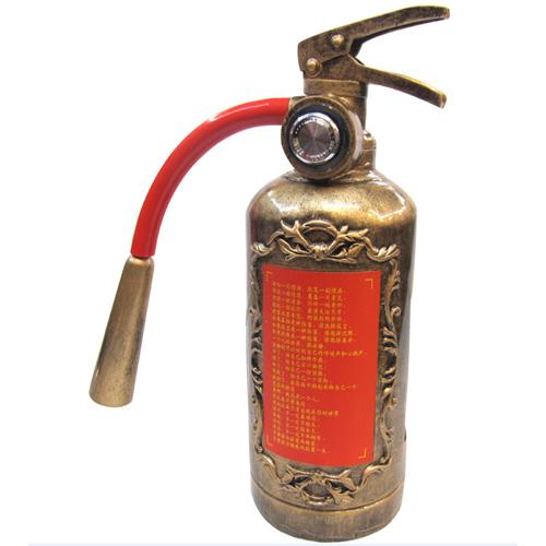 mini haut parleur extincteur