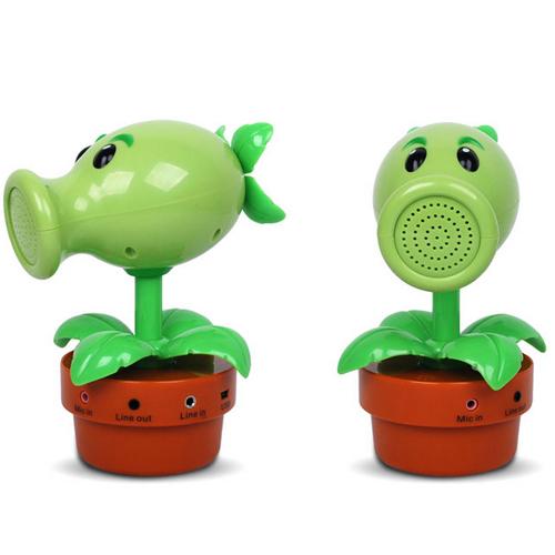 mini haut parleur plantes contre zombies pic5