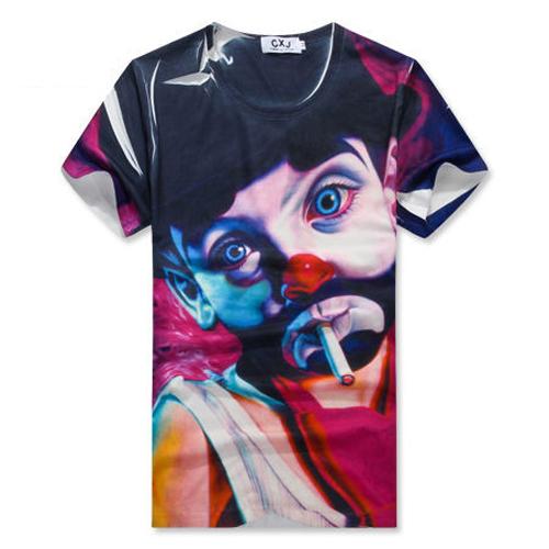 mode textile tshirt TSHIRT001