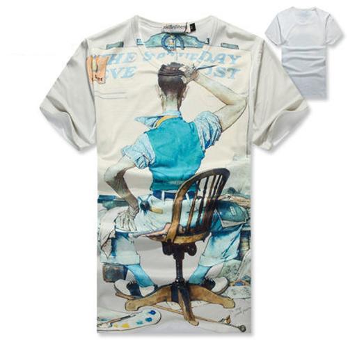 mode textile tshirt TSHIRT005