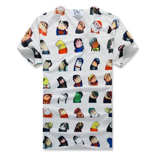 mode textile tshirt TSHIRT008