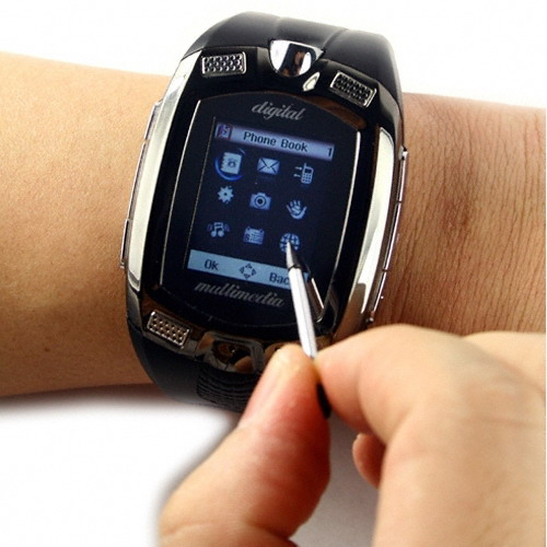 montre telephone gsm m810 pic5