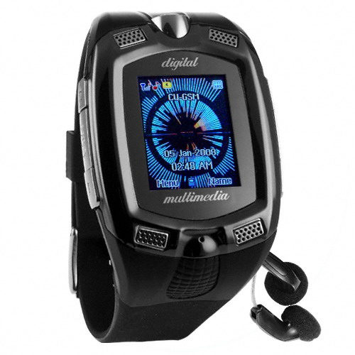 montre telephone gsm m810 pic6