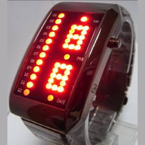 montre 41 led GL1058