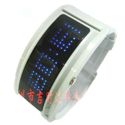 montre bracelet afficheur led G1098 pic2