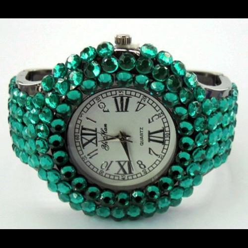 montre bracelet strass WS1140