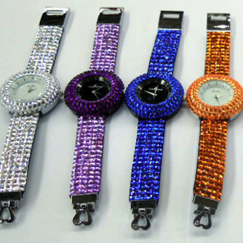 montre bracelet strass WS1142 pic2