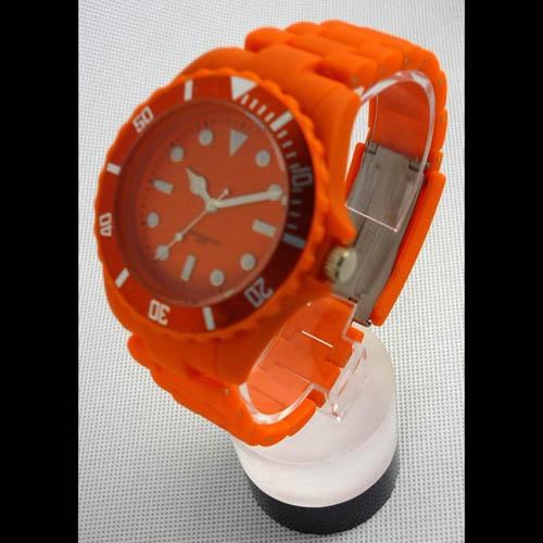 montre couleur silicone MONTSIL2 pic5