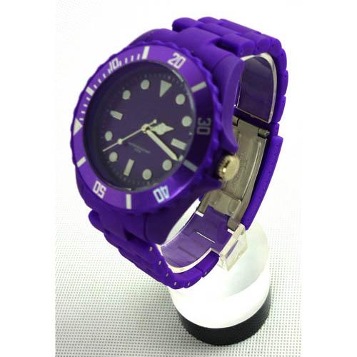 montre couleur silicone MONTSIL2 pic7
